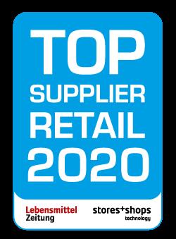 Top Supplier Retail 2020