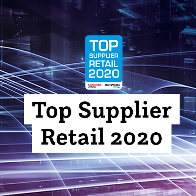 Congratulations to the top supplier retail 2020