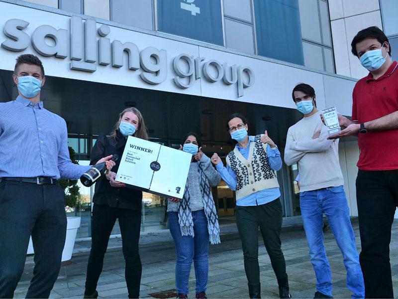 reta winner 2021 Salling Group