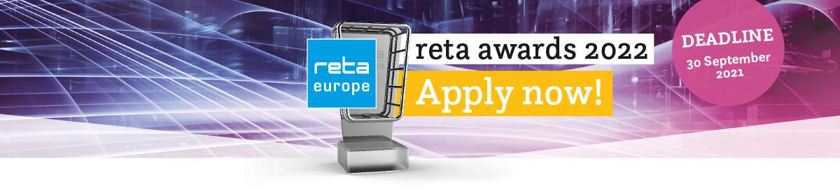 reta award 2022 - Apply now